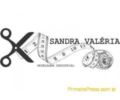 Sandra Modelista / Modelagem industrial Profissional