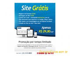 Criação de Site Grátis