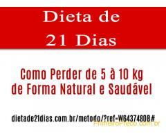 Dieta de 21 dias - Forma Natural e Saudável