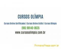 Cursos Online Certificados | Cursos Online Grátis | Cursos Olímpia